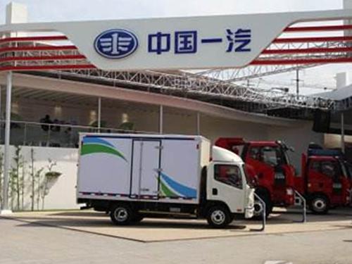 中国一汽制造厂车间日常保洁